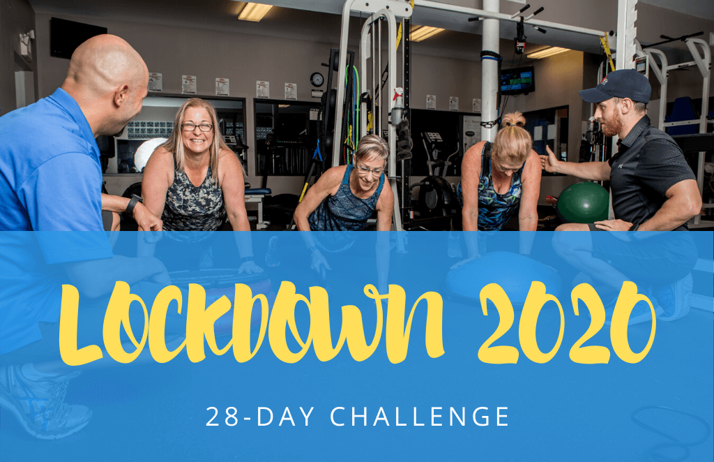 2020 Lockdown 28-Day Challenge