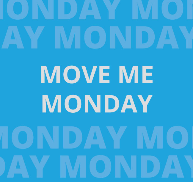 Move Me Monday Workout